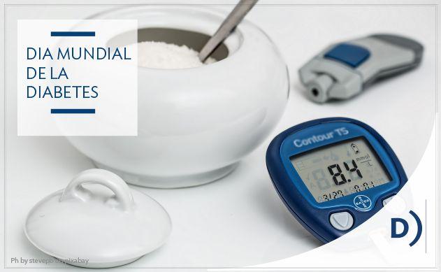 14 de Noviembre – Día Mundial de la Diabetes
